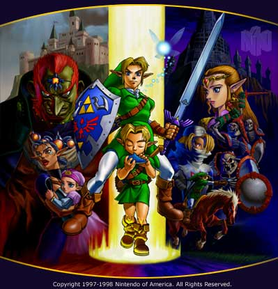 30 Days of Gaming - Page 3 Zeldaposter
